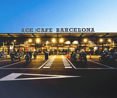 Ace Cafe Barcelona, una nueva casa para el motero
