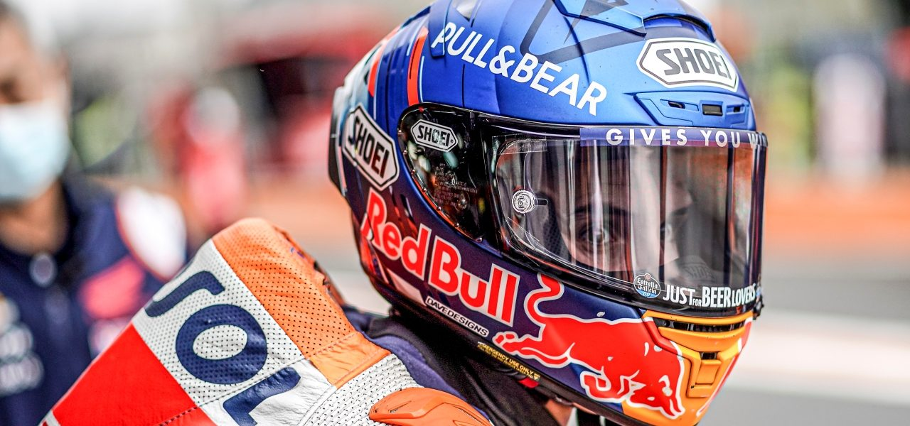 First day of practice for Repsol Honda Team in Valencia