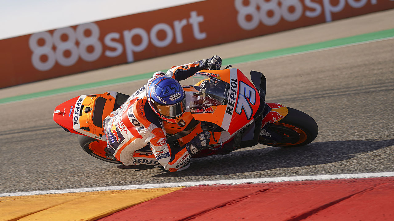 Teruel GP Timetables MotoGP 2020