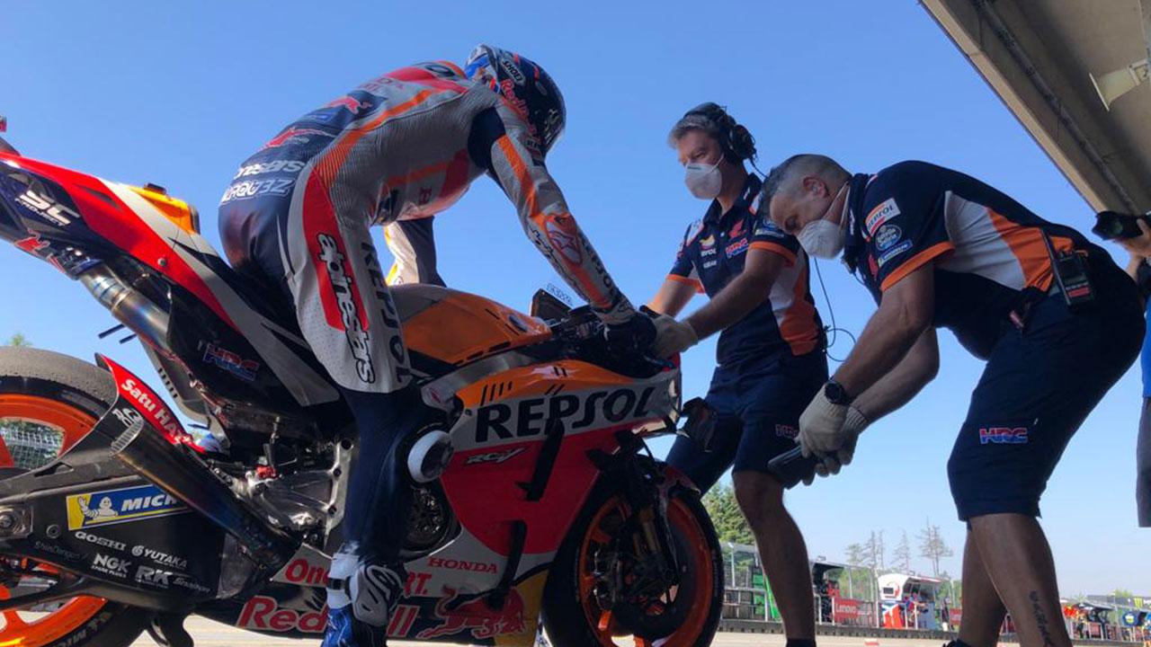 Stryrian GP Timetables MotoGP 2020