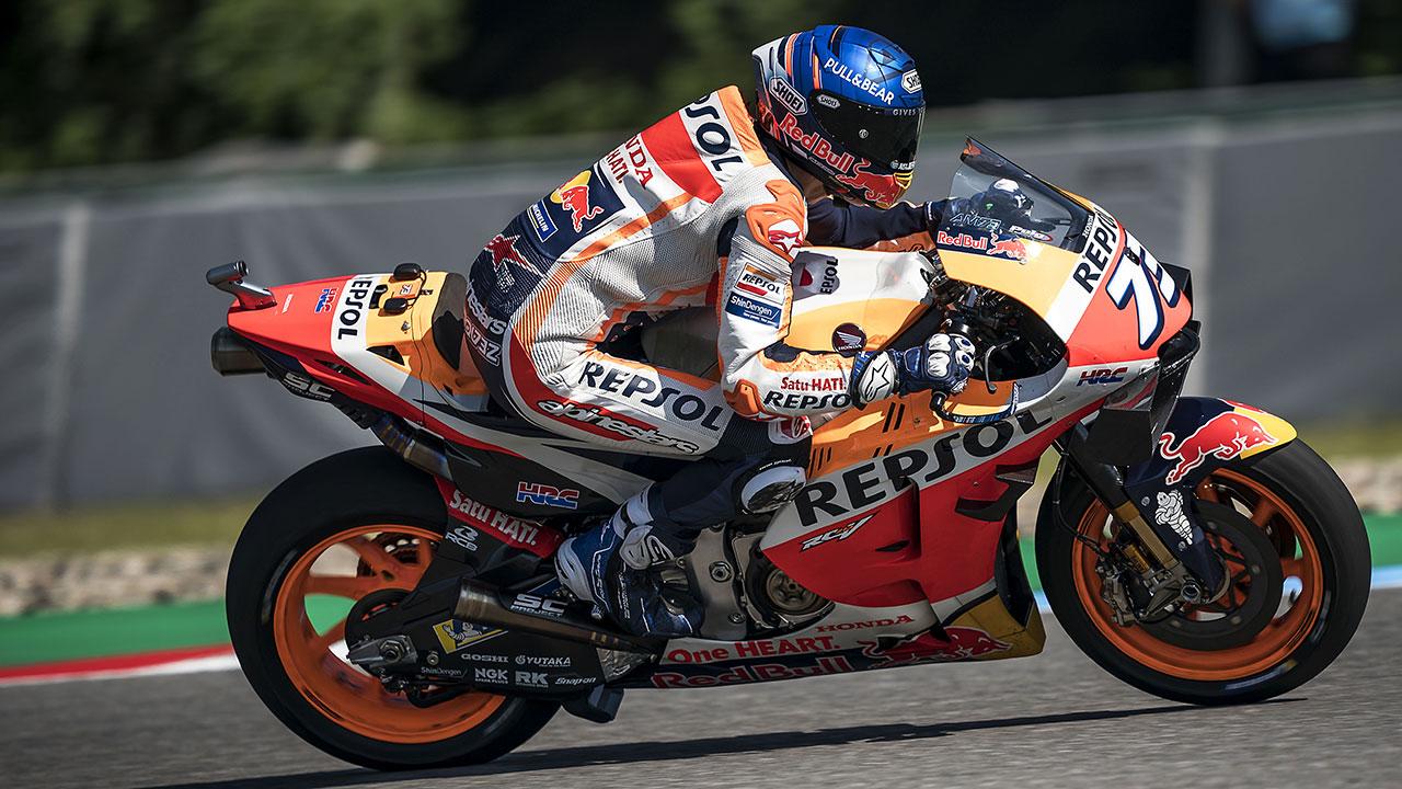 Horarios GP de Austria MotoGP 2020