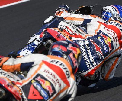 Álex Márquez y Stefan Bradl preparados para el GP de Catalunya