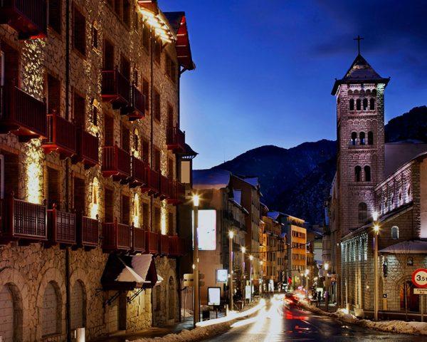 Fotografía de Andorra