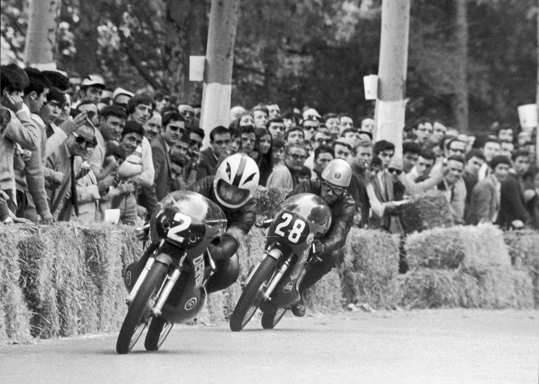 Ángel Nieto, 1971
