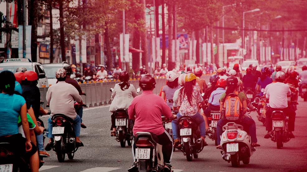 Bikes of Burden: Los mil usos de una moto en Vietnam