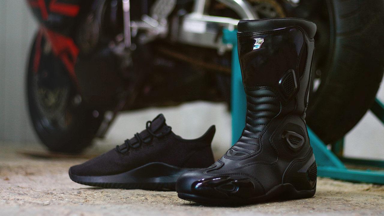botas para moto