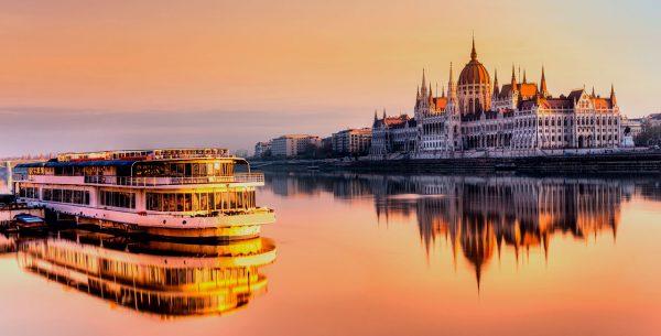Fotografía de Budapest