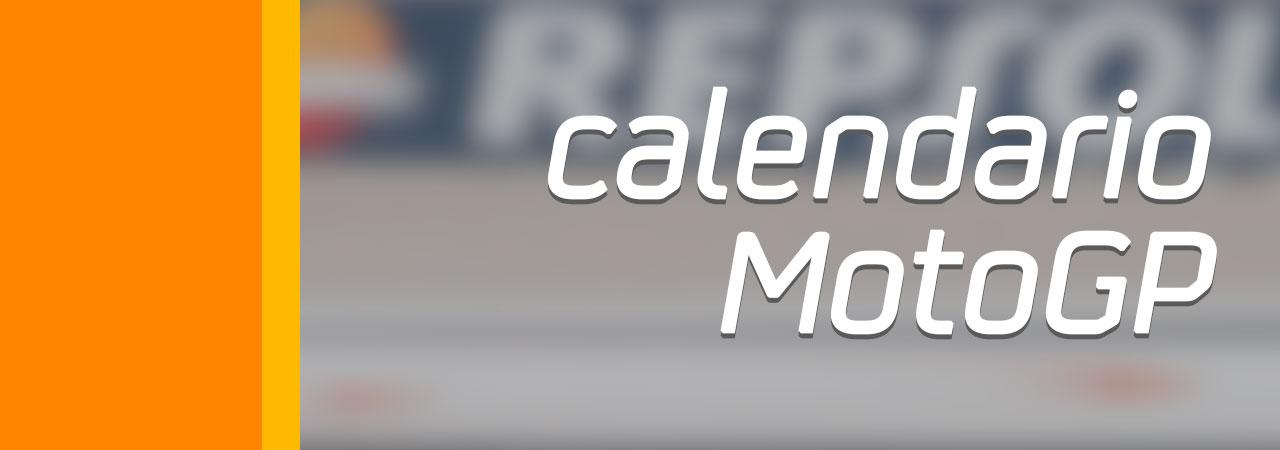 Calendario MotoGP