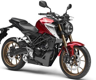 Honda CB125R 2021, la 'café racer' del siglo XXI>
