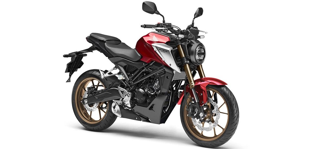 Honda CB125R 2021, la 'café racer' del siglo XXI