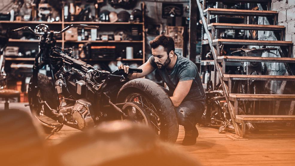 Cómo construir tu propia moto ¿te atreves?