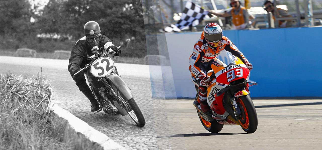 MotoGP 70 años de Grandes Premios: 1949-2019