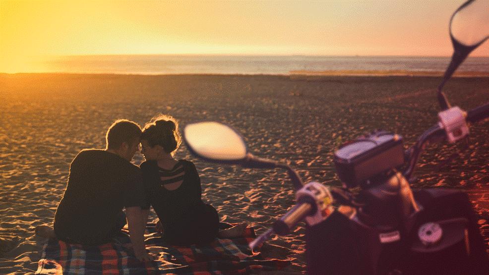 San Valentín en pareja y en moto, el plan perfecto
