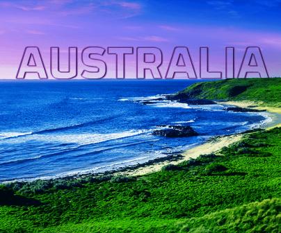 Escena motera en Australia: en moto cabeza abajo