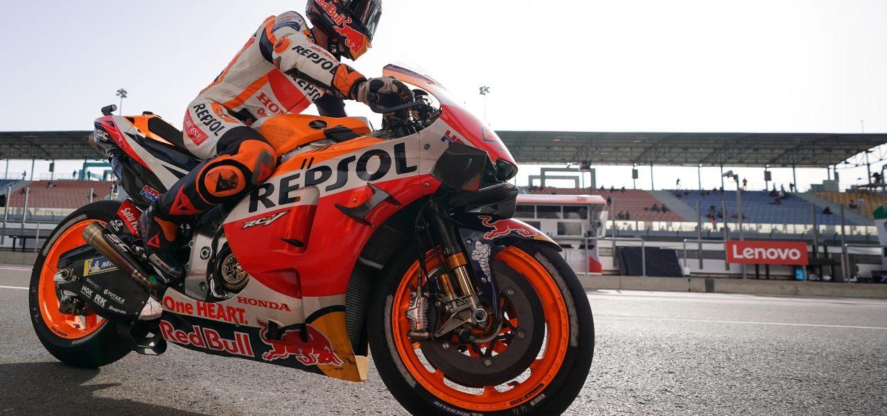 Pol Espargaró finaliza octavo en su primera carrera con el equipo Repsol Honda
