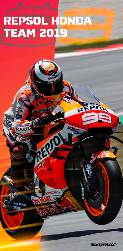 MotoGP and Trial wallpapers and other downloads - Box Repsol