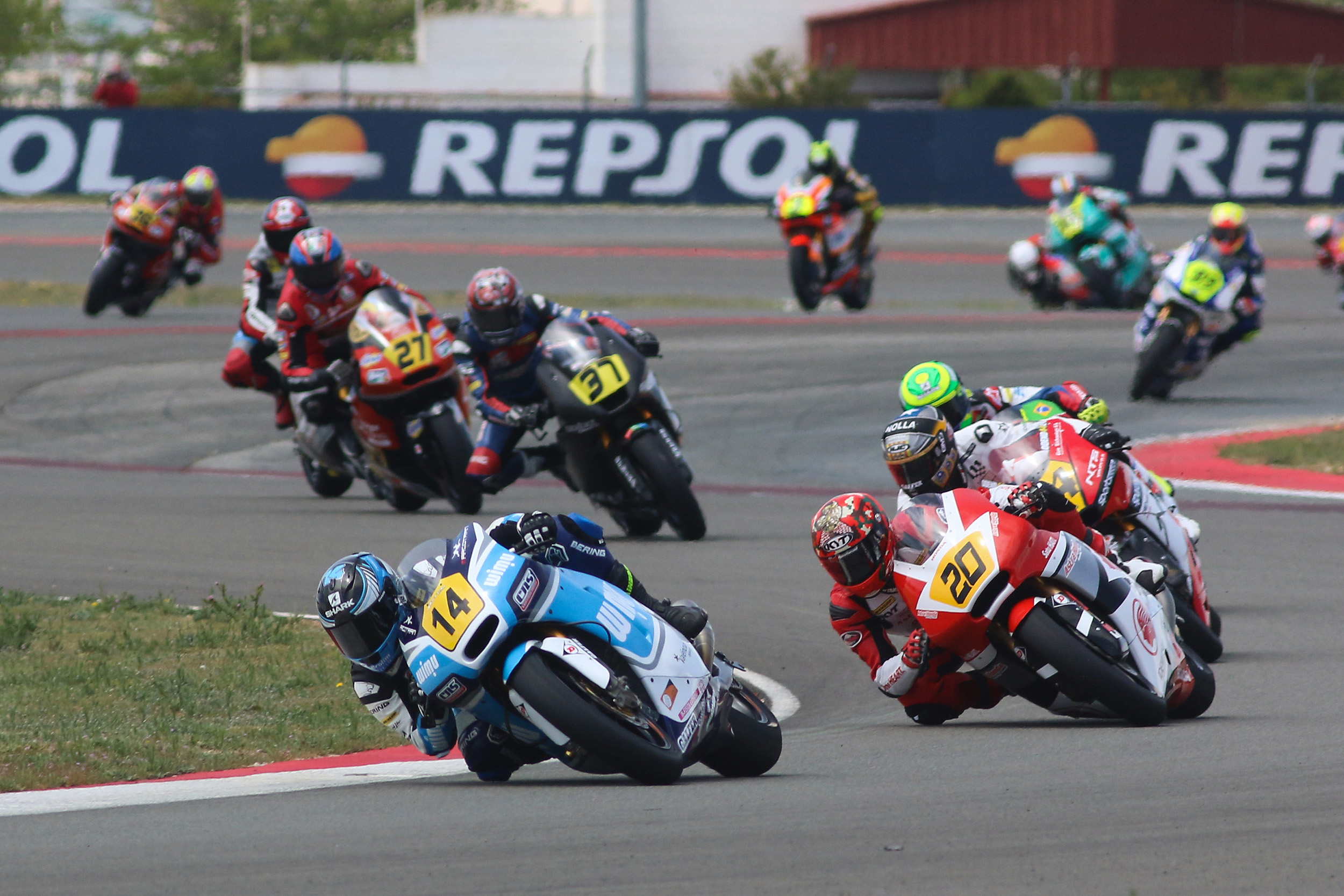 Albacete Circuit : Alcoba syahrin perez and jespersen first winners of the 2017 fim
