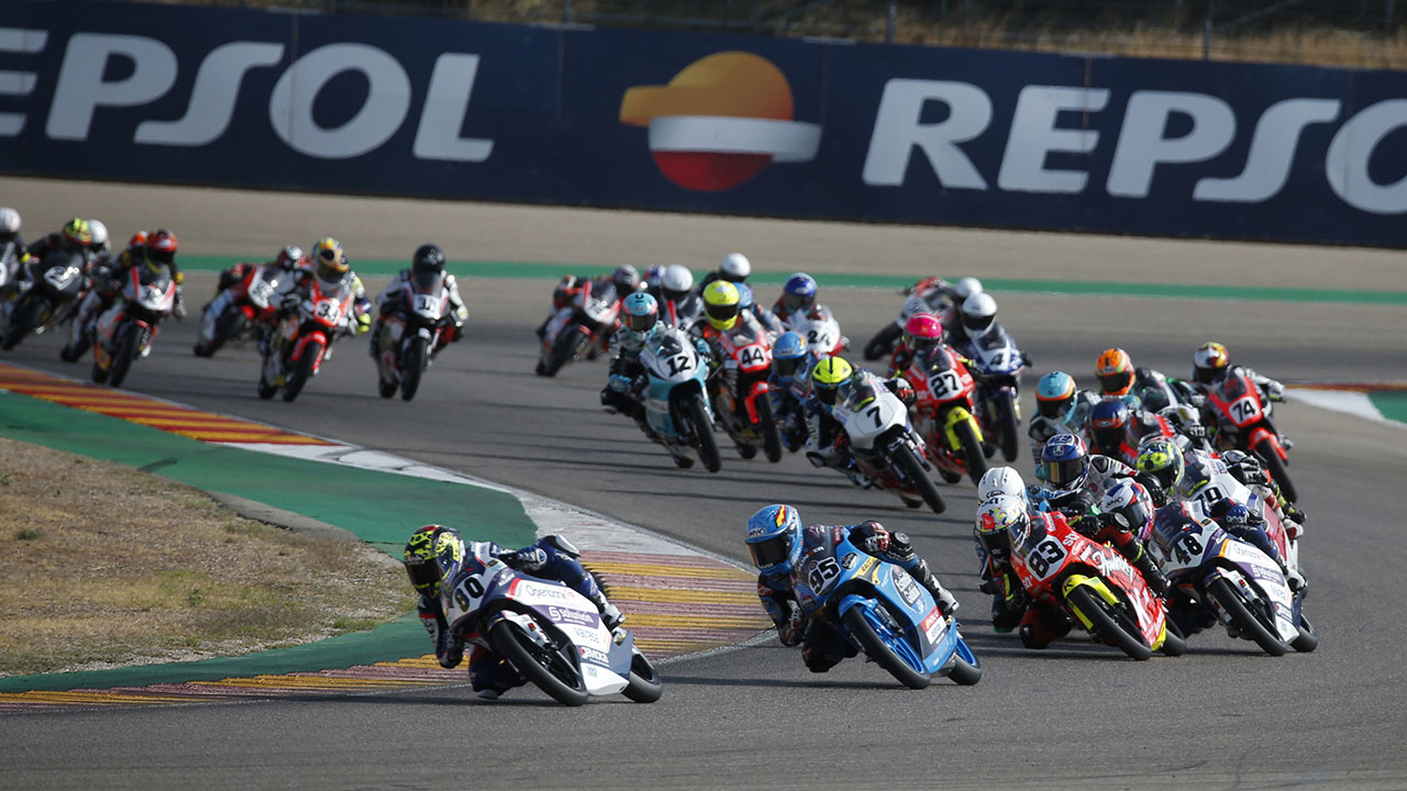 Three FIM CEV Repsol titles to be decided at final event