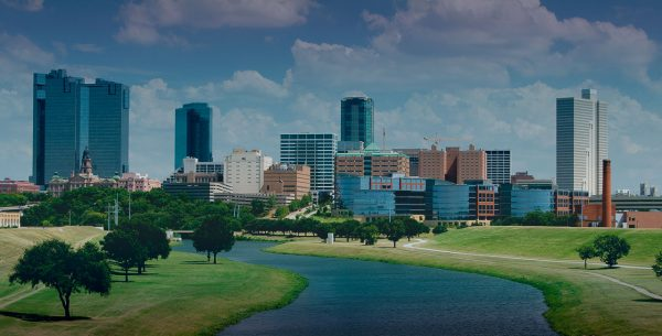 RBAR en Fort Worth
