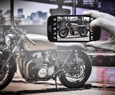 ¡Ponla guapa! Poses con tu moto para triunfar en Instagram