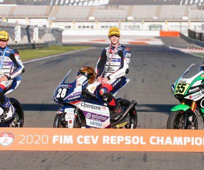 Ganadores del FIM CEV Repsol