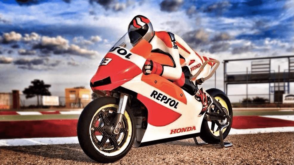 MotoGP en miniatura: la emoción del Mundial a escala