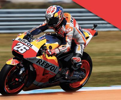 Dani Pedrosa sobre MotoGP