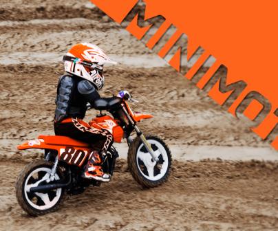 Las mejores minimotos para niños