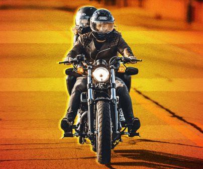 Las 'touring', las mejores motos para viajar en pareja