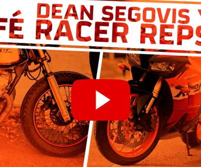 Te presentamos la Cafe Racer del Equipo Repsol Honda