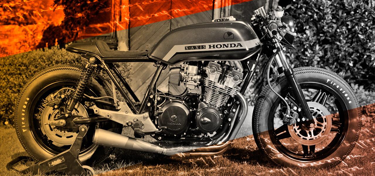 Carta abierta a mi primera moto