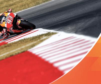 San Marino y Márc Márquez MotoGP