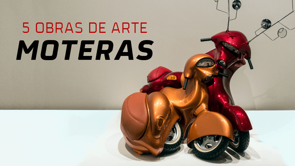 5 veces que las motos se convirtieron en arte y llegaron a un museo