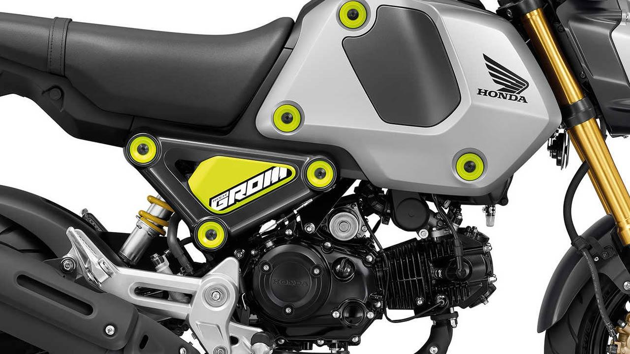 Honda MSX GROM 2021