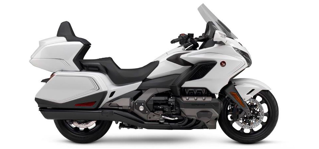 Honda Gold Wing 2020: the Honda with more advanced technology than a MotoGP bike