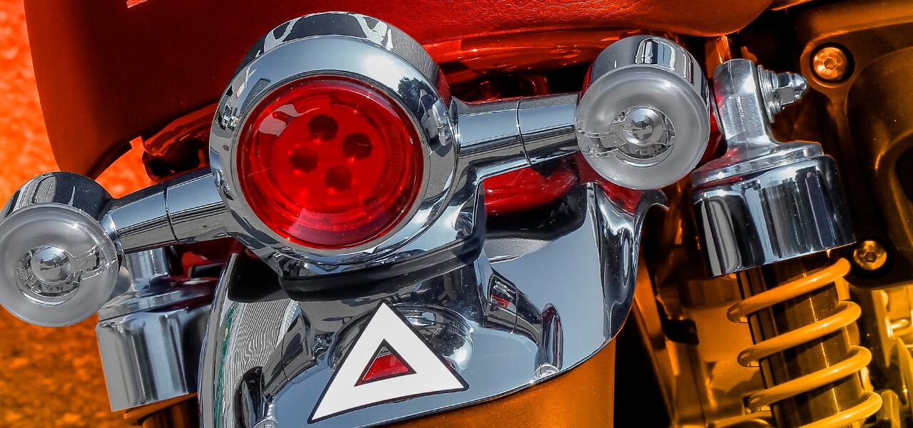 Cromados en tu moto: todo lo que tienes que saber para mantenerlos impecables