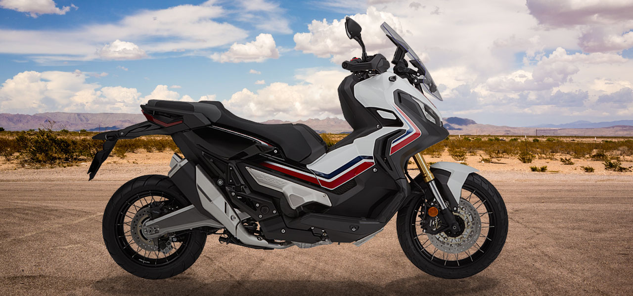 Honda X-ADV: aventura sin fronteras