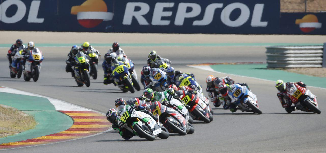 Primeras opciones de título en el FIM CEV Repsol de Jerez