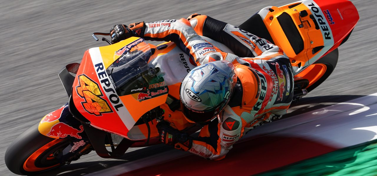 Espargaró and Márquez end first day of Styrian Grand Prix inside Top 10