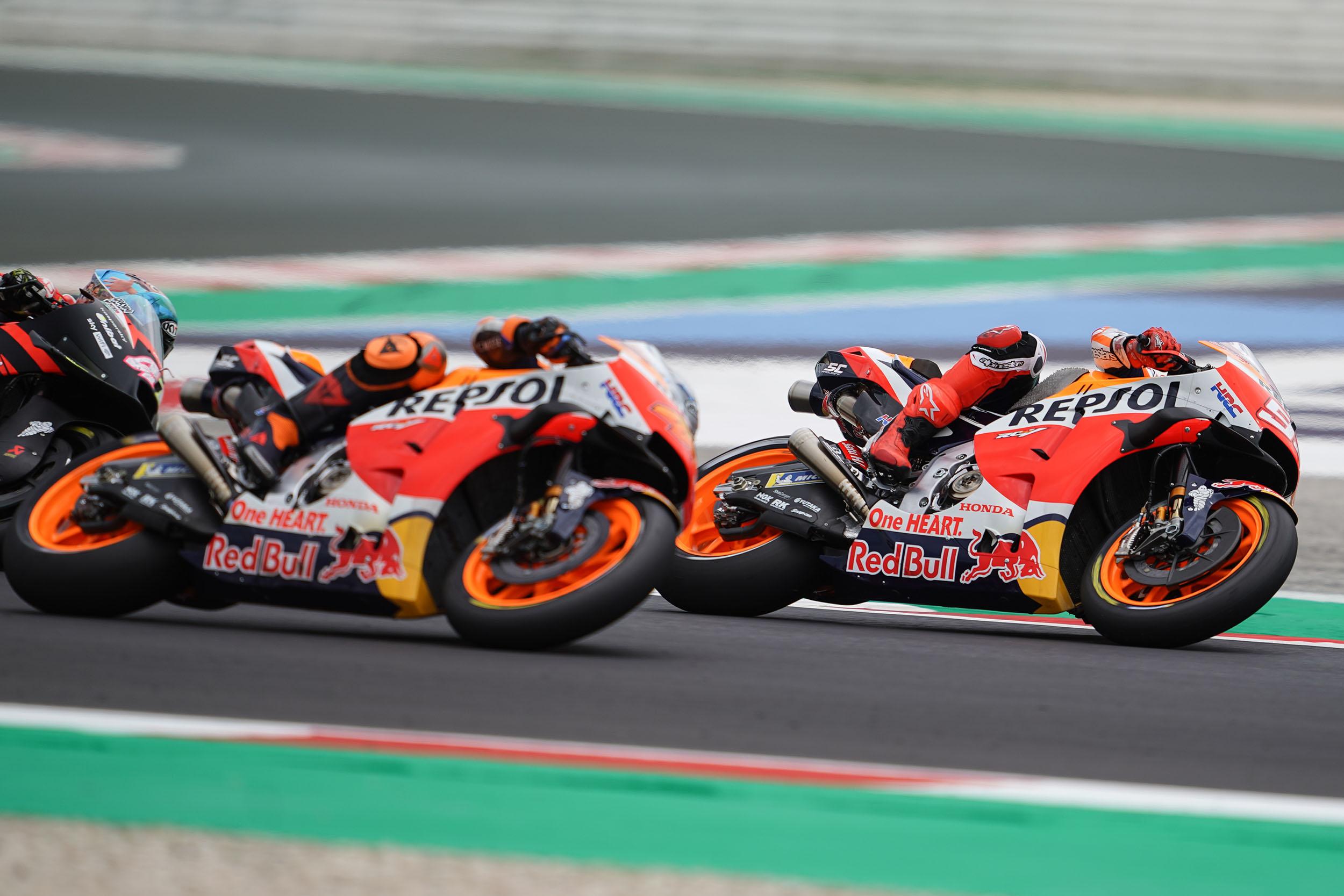 Horarios y dónde ver el Gran Premio de la Emilia-Romaña 2021 de MotoGP en directo