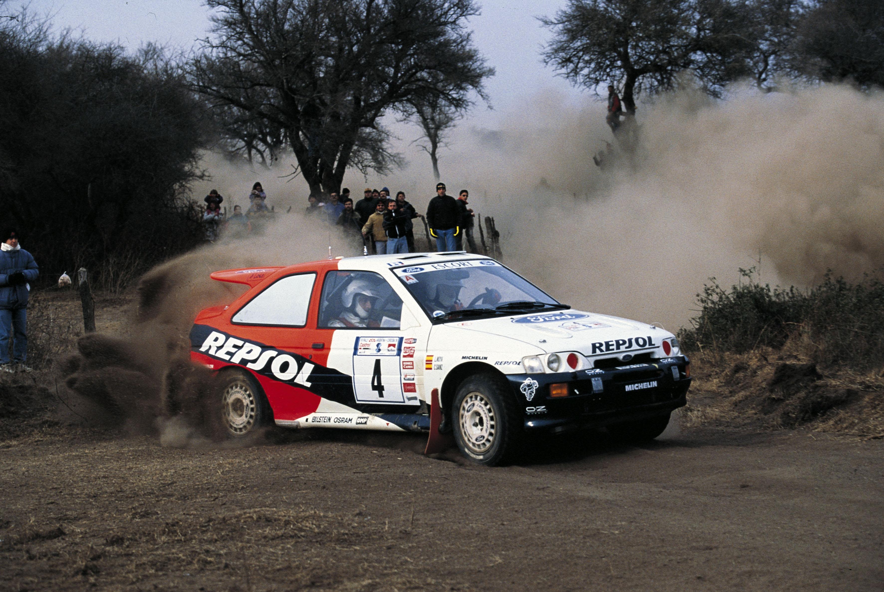 Carlos Sainz 1997: el fin de una era