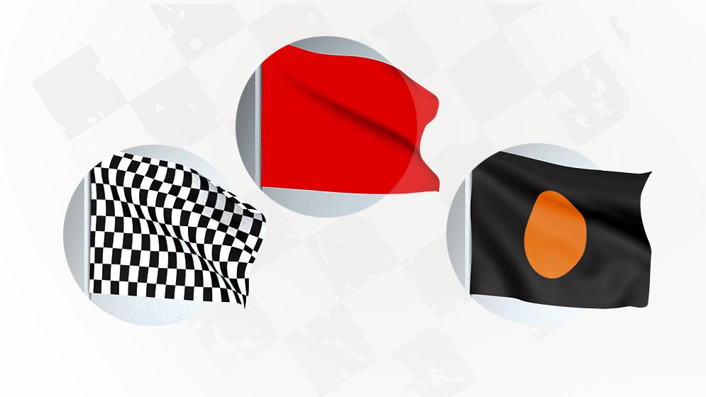 Banderas de MotoGP