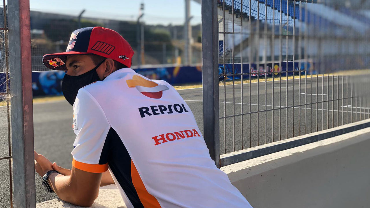 Repsol Honda Team adapt to a new normality