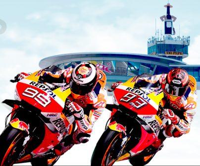 Desbloquea el circuito de Jerez>