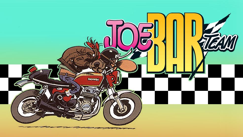 Si te gustan las motos y el cómic, esta es tu historieta