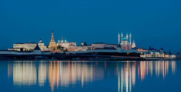 RBAR en Kazán