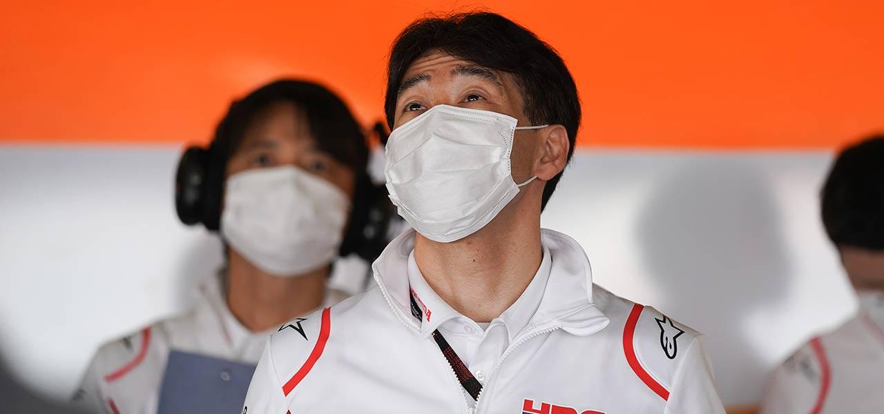 """Entrevista a Tetsuhiro Kuwata: """"Hemos vuelto a ver a Marc sobre la moto"""""""