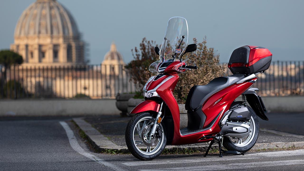 Honda SH 125i 2021