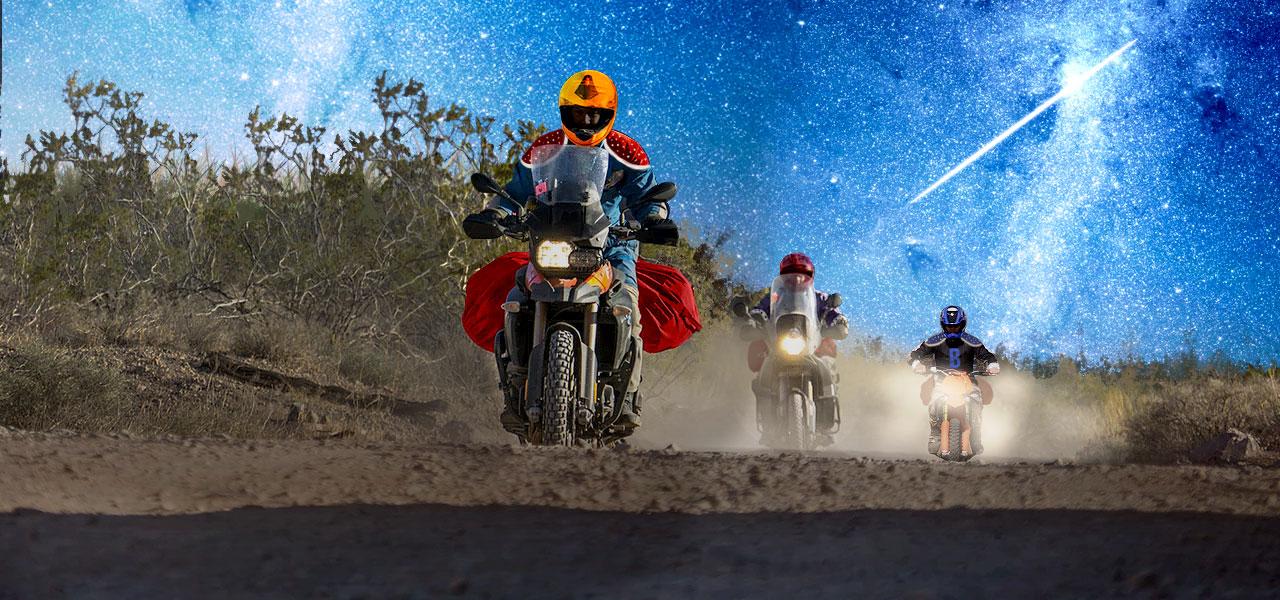 20 cosas que pedirías a los Reyes si fueras al Dakar 2019