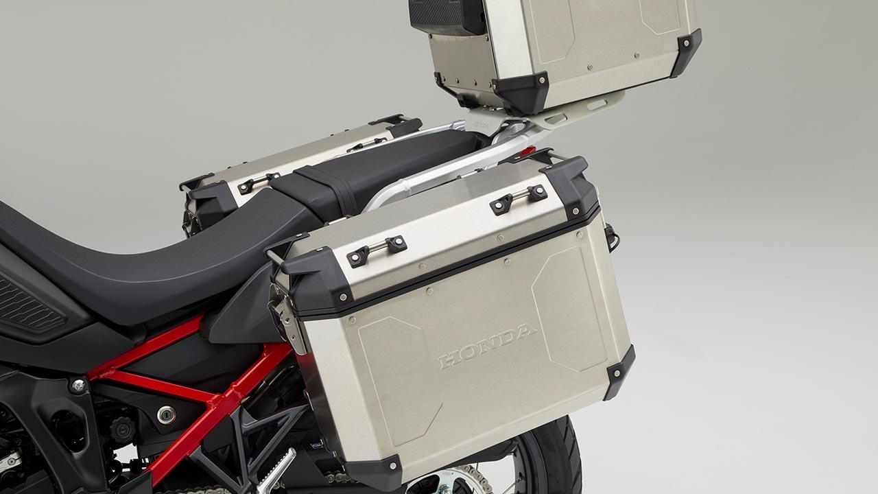 Maletas laterales para la Honda África Twin 2021